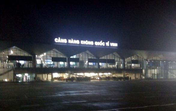 Phạt Cảng hàng không Vinh 40 triệu đồng vụ sân bay bị đột nhập - Ảnh 1.
