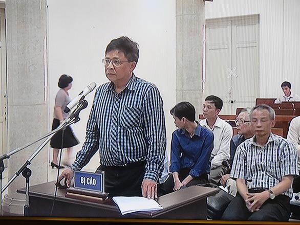 Đề nghị mức án 9 bị cáo vụ vỡ đường ống nước sông Đà - Ảnh 4.