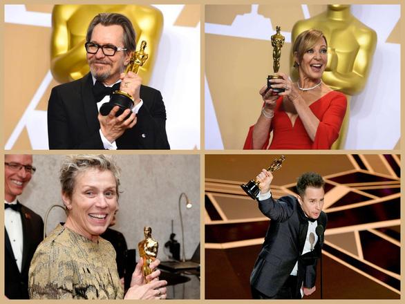 Khi phim đoạt giải Oscar khiên cưỡng và nhiều dụ ngôn chính trị - Ảnh 8.