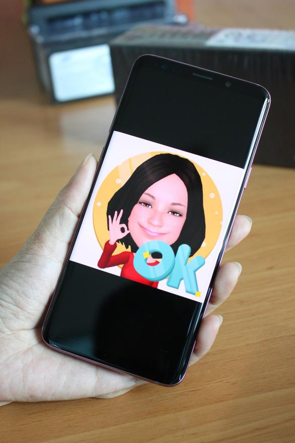 Khui hộp smartphone Samsung Galaxy S9+ - Ảnh 5.