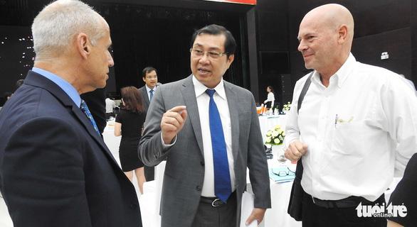 Thương mại hai chiều Việt - Mỹ đã đạt 55 tỉ USD - Ảnh 1.