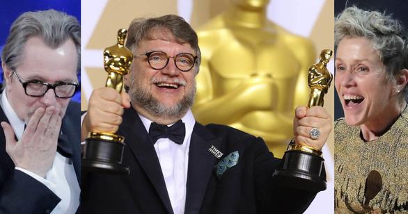 Khi phim đoạt giải Oscar khiên cưỡng và nhiều dụ ngôn chính trị - Ảnh 1.