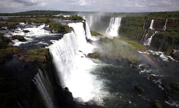 Điểm mặt những thác nước hùng vĩ nơi biên giới - Ảnh 7.