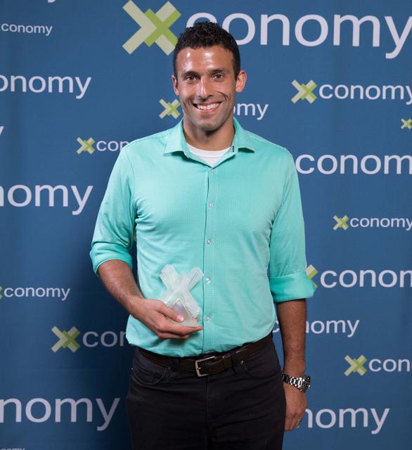 Armon Sharei - từ nghiên cứu sinh đến chủ công ty triệu đô - Ảnh 2.