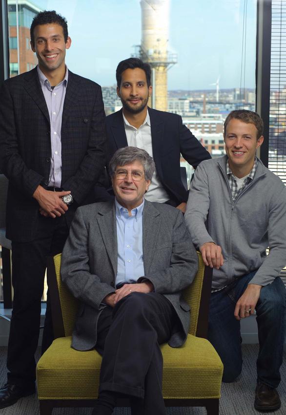 Armon Sharei - từ nghiên cứu sinh đến chủ công ty triệu đô - Ảnh 3.