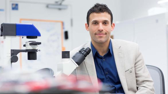 Armon Sharei - từ nghiên cứu sinh đến chủ công ty triệu đô - Ảnh 1.
