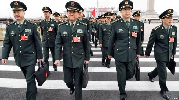 Trung Quốc giải thích tăng ngân sách quốc phòng vì Biển Đông và Đài Loan - Ảnh 7.