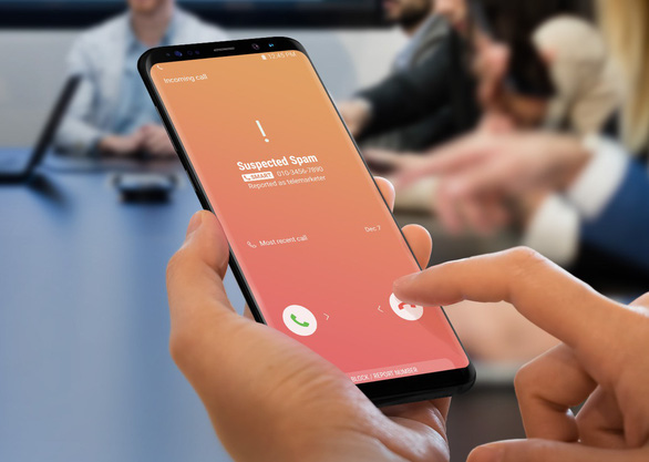 Cách chặn cuộc gọi tự động vào smartphone - Ảnh 1.