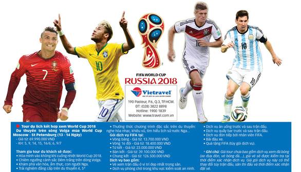 Mua vé xem World Cup dễ dàng tại Việt Nam - Ảnh 3.