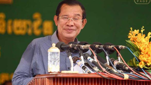 Ông Hun Sen tự tin đủ năng lực nắm quyền thêm 10 năm - Ảnh 1.
