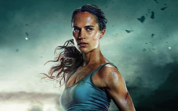 Lara Croft và áp lực lần thứ 2 cho nhân vật reboot từ game - Ảnh 6.