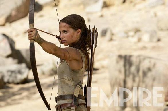 Lara Croft và áp lực lần thứ 2 cho nhân vật reboot từ game - Ảnh 8.