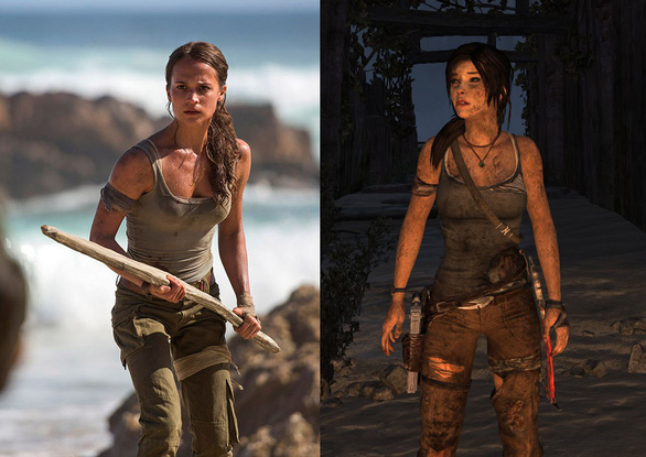 Lara Croft và áp lực lần thứ 2 cho nhân vật reboot từ game - Ảnh 4.