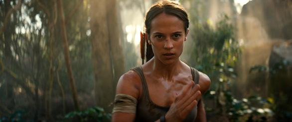 Lara Croft và áp lực lần thứ 2 cho nhân vật reboot từ game - Ảnh 9.