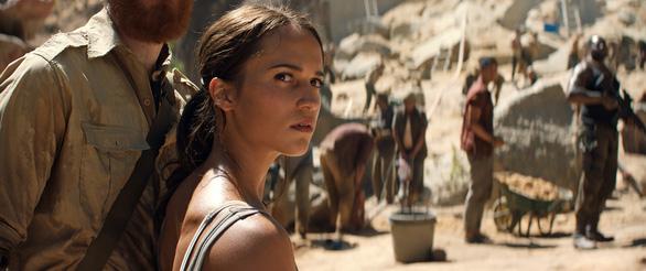 Lara Croft và áp lực lần thứ 2 cho nhân vật reboot từ game - Ảnh 10.