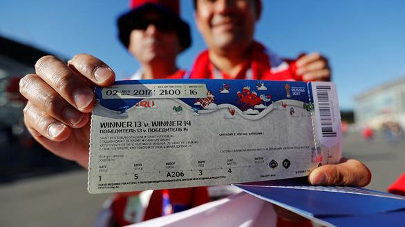 Mua vé xem World Cup dễ dàng tại Việt Nam - Ảnh 2.