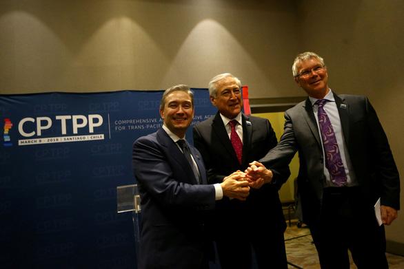 Hiệp định thay thế TPP đã được ký kết - Ảnh 1.