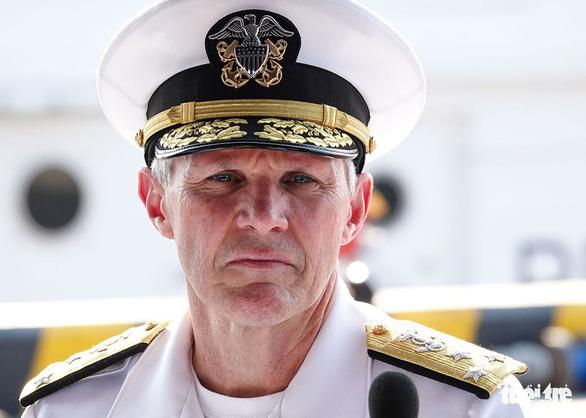 Tư lệnh Hạm đội 7 của Mỹ: Đỉnh cao của sự tin tưởng lẫn nhau - Ảnh 1.