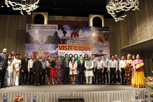 Du lịch Ấn Độ - VN đột phá nếu có đường bay thẳng - Ảnh 1.