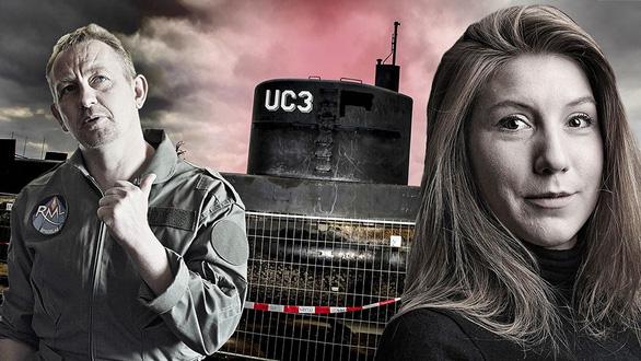Giải mã vụ sát hại dã man nữ nhà báo Thụy Điển trên tàu ngầm Nautilus - Ảnh 1.
