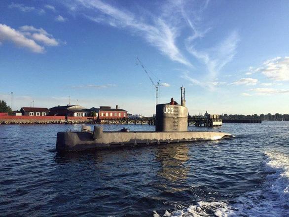 Giải mã vụ sát hại dã man nữ nhà báo Thụy Điển trên tàu ngầm Nautilus - Ảnh 3.
