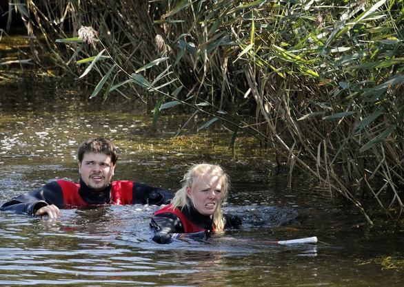 Giải mã vụ sát hại dã man nữ nhà báo Thụy Điển trên tàu ngầm Nautilus - Ảnh 4.