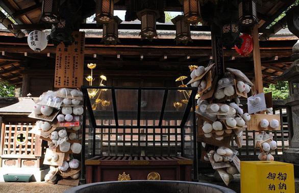 Ngôi đền Nhật Bản thờ bầu ngực phụ nữ - Ảnh 3.