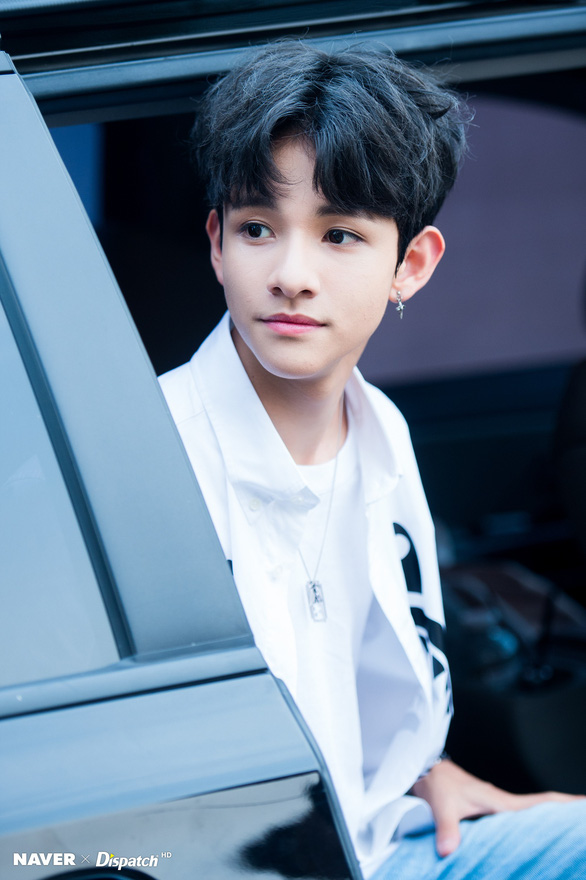 Kim Samuel - chàng hoàng tử lai đáng yêu của Kpop - Ảnh 11.