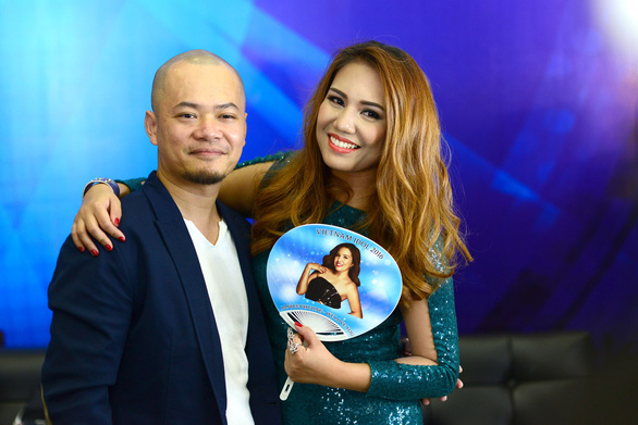 Janice Phương - cô ca sĩ Philippines bước vào showbiz Việt - Ảnh 1.