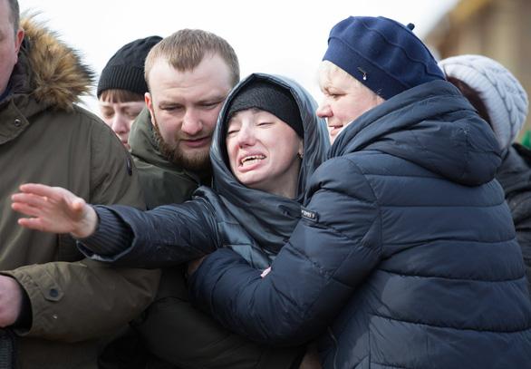 Dân chết cháy, thống đốc Nga xin từ chức vì tự trọng - Ảnh 3.