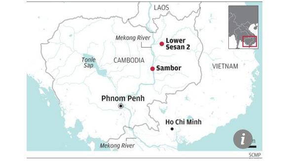 Đập thủy điện Trung Quốc tiếp tục uy hiếp sông Mekong - Ảnh 5.