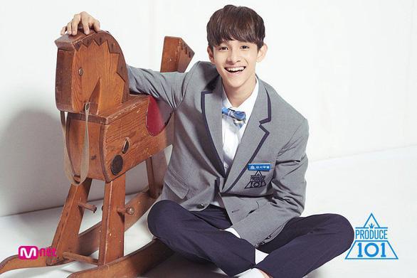 Kim Samuel - chàng hoàng tử lai đáng yêu của Kpop - Ảnh 4.