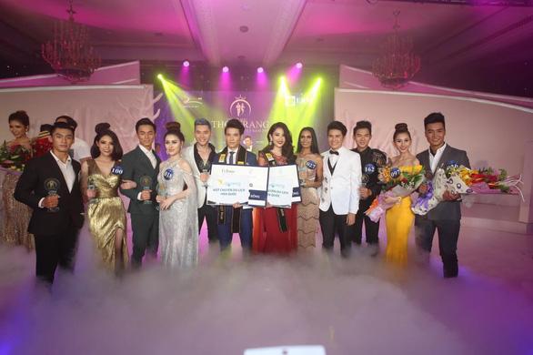Lệ Nam đăng quang Người mẫu thời trang cùng cơn mưa giải thưởng - Ảnh 2.