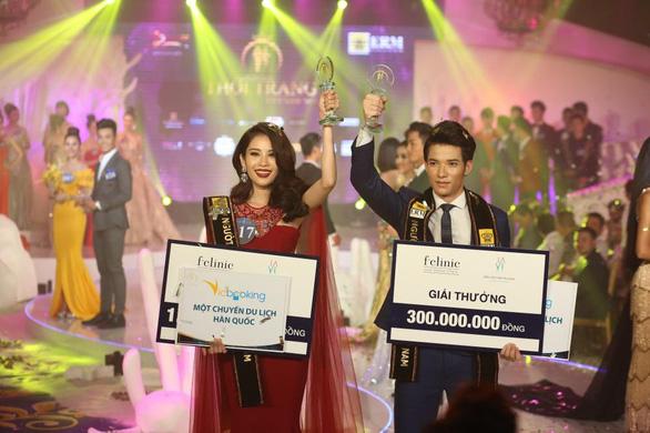 Lệ Nam đăng quang Người mẫu thời trang cùng cơn mưa giải thưởng - Ảnh 1.