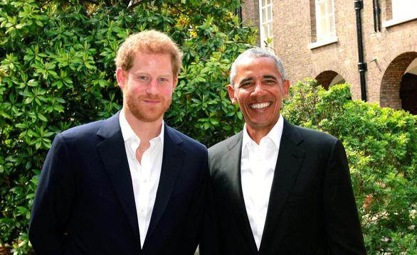 Hoàng gia Anh không mời ông Trump dự đám cưới Hoàng tử Harry - Ảnh 2.