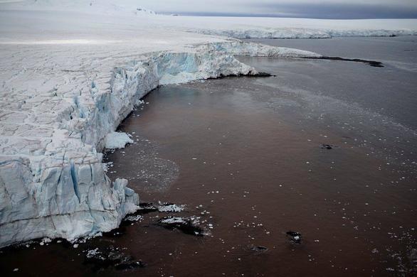 Ngắm vẻ đẹp băng giá và chim cánh cụt ở Nam cực - Ảnh 7.