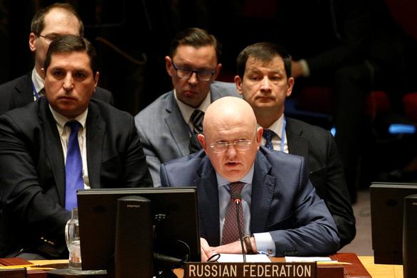 Mỹ sẽ hành động tại Syria không cần thông qua LHQ - Ảnh 2.