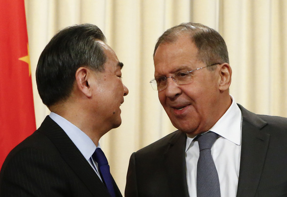 Ngoại trưởng Nga: 'Tình hình Syria đang quá nguy hiểm' - Ảnh 1.