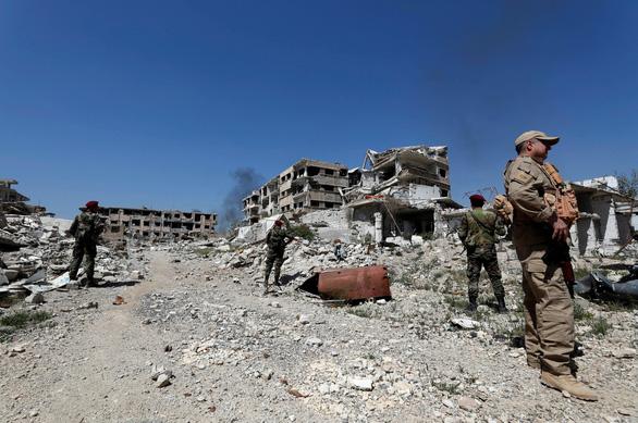 Ngoại trưởng Nga: 'Tình hình Syria đang quá nguy hiểm' - Ảnh 2.
