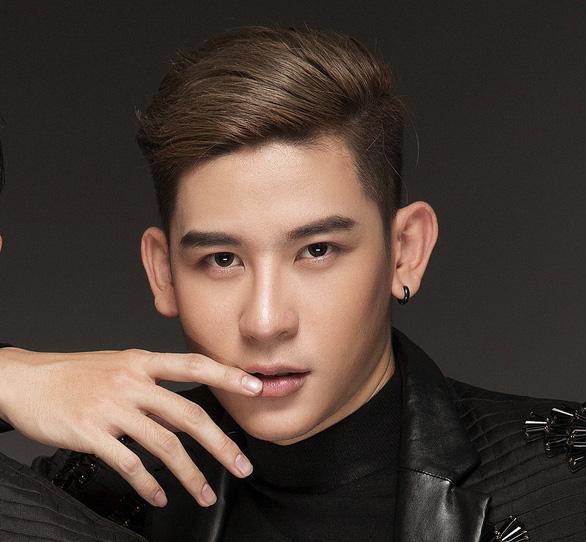 Trai đẹp Trần Minh Trung đi thi Nam vương Quốc tế 2018 - Ảnh 5.