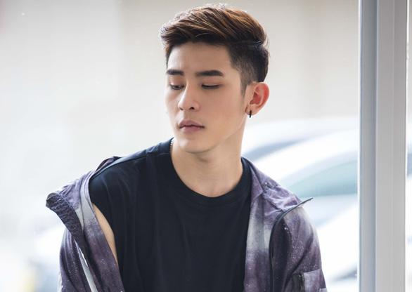 Trai đẹp Trần Minh Trung đi thi Nam vương Quốc tế 2018 - Ảnh 4.