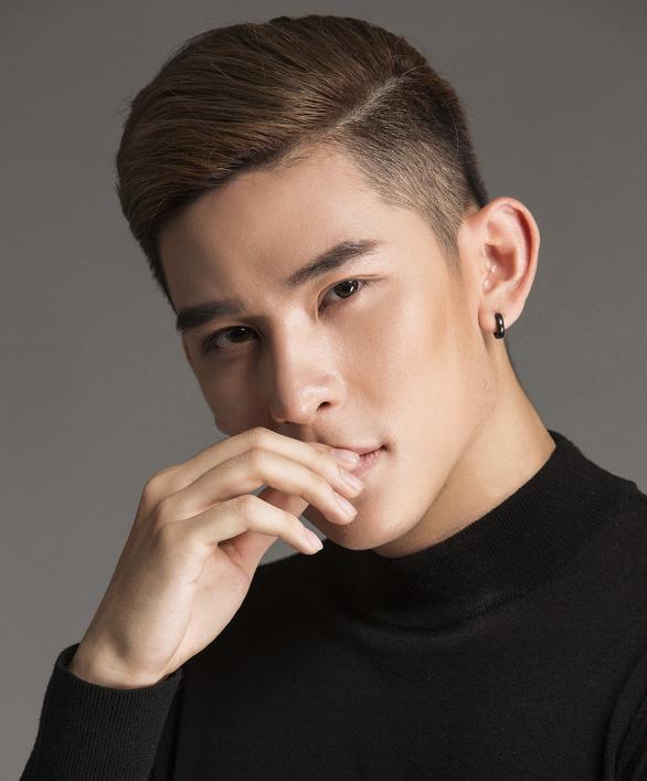 Trai đẹp Trần Minh Trung đi thi Nam vương Quốc tế 2018 - Ảnh 1.