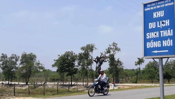 Thuê đất trồng cỏ nuôi bò, lẳng lặng kinh doanh du lịch sinh thái - Ảnh 1.