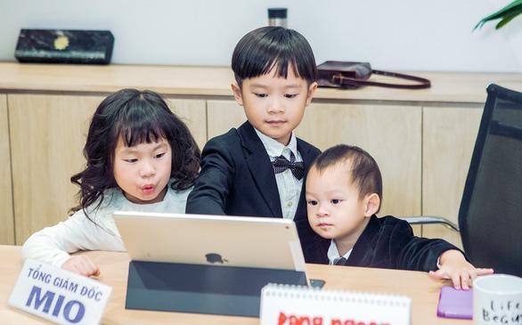 4 nhóc nhà Lý Hải dễ thương trong MV nhạc phim Lật mặt 3 - Ảnh 3.