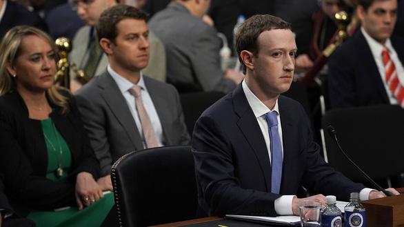 Mark Zuckerberg để ngỏ khả năng dùng Facebook có phí - Ảnh 1.