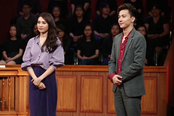Trấn Thành giúp Ninh Dương Lan Ngọc kiện S.T ở Phiên tòa tình yêu - Ảnh 3.
