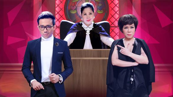 Trấn Thành giúp Ninh Dương Lan Ngọc kiện S.T ở Phiên tòa tình yêu - Ảnh 4.