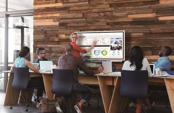 Samsung tái định nghĩa cuộc họp hiện đại với Flipchart - Ảnh 3.