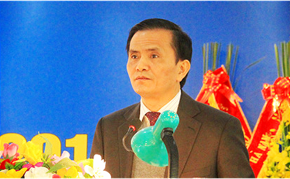 Nguyên phó chủ tịch Thanh Hóa được phân công công việc mới - Ảnh 1.