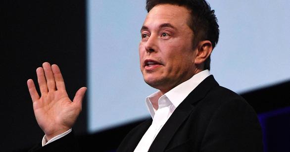 Tàu ngầm mini của tỉ phú Elon Musk trên đường tới giải cứu đội bóng - Ảnh 1.